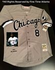 Bo Jackson Chicago White Sox Mens MN Grey 1993 Throwback Jersey Royals Raiders