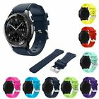 Replacement Silicone Sports Band Strap For Samsung Gear S3 Classic/ Frontier image