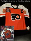 NEW Eric Lindros Philadelphia Flyers Mens MN 1997 Stanley Cup Finals Jersey