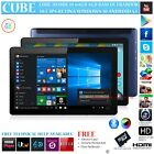 CUBE iWORK 10 64GB INTEL 8300 DUAL OS RETINA WINDOWS 10 ANDROID 5.1 TABLET PC