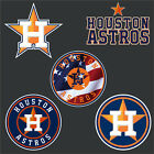 "Houston ASTROS Baseball Car Window Wall Decal Sticker 5"" 10"" 15"" 20"" 30"" 40"" 50"" on Ebay"