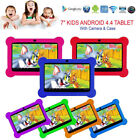 "7"" Kids Android 4.4 Tablet Pc Quad Core Wifi Camera Au Stock Child Children"