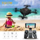 Mini RC Drone with WIFI Full HD Camera FPV GPS Foldable RC Quadcopter R7D5