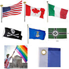 Large World flags Olympics Sport National Supporters Fans country flag 90*150cm