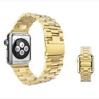 HOT Stainless Steel Wrist Band Strap Case For Apple Watch iWatch 38mm/42mm Girls