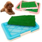 puppy grass patch - 2Size Puppy Potty Trainer Indoor Training Toilet Pet Dog Grass Pad Pee Mat-Patch