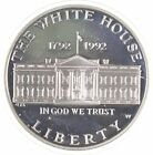 hurricane proof house - SILVER Proof 1992-W White House Commemorative US Silver Dollar - 90% Silver *383