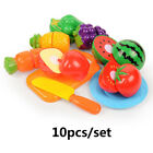 1-6-10-13-18-20-24 pcs Play Simulation Food Cutting Toy Fruit Vegetable