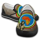PRINCE FAR I and THE ARABS REGGAE Shoes Casual Slip On