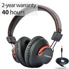 Bluetooth  Wireless / Wired HiFi Headphones with Mic and aptX Codec 40hrs play
