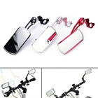Cycling bike bicycle rear view mirror handlebar flexible saf