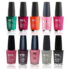 BUY2 GET2 FREE!(Add 4) NYC Nail Polish In A New York Color Minute & Long Wearing