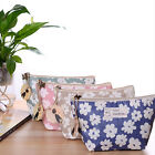 makeup ba - Floral Cosmetic Makeup  Case Travel Toiletry Holder Organizer Pouch Ba Beauty.US