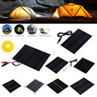 6/12/18V Epoxy Solar Panel Battery Outdoor Solar Power Advertising Power Charger