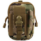 Universal Army Tactical Molle Waist Sport Bag Case Cover Pouch For HTC Mobile UK