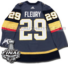 MARC ANDRE FLEURY VEGAS GOLDEN KNIGHTS 2018 STANLEY CUP ADIDAS HOME JERSEY