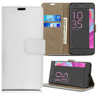 Case For Sony Xperia 10 II 1 II 5 L4 L3 L3 L1 XZ Leather Flip Wallet Phone Cover
