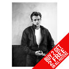 JAMES DEAN REBEL WITHOUT A CAUSE BB2 POSTER A4 / A3 SIZE - BUY 2 GET ANY 2 FREE
