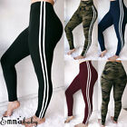 US Women's Sports YOGA Workout Gym Fitness Leggings Pants At
