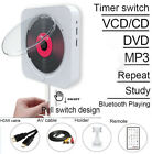 speaker cd player - Wall Mountable Bluetooth CD Player Speaker Remote Control AUX 3.5mm USB HeadSet