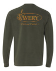 Avery 432, Signature First and Forever Long Sleeve TeeShirts & Tops - 177874