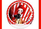 vintage circus blythe doll birthday Party Cake Decoration icing sheet