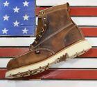 """Thorogood 6"""" American Heritage Safety Steel Toe Work FACT 2nd Boot USA 804-4375"""