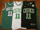 Kyrie Irving 11 Boston Celtics Swingman Jerseys White Green Black Stitched NEW on eBay