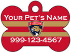 Florida Panthers Custom Pet Id Dog Tag Personalized w/ Name & Number $11.67 USD on eBay