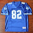 Charlie Tweeder #82 Football Jersey Stitched Blue Varsity Blues-in A