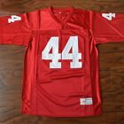 Forrest Gump #44 Football Jersey Stitched Red-in America Football Jersey