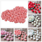 Foam Mini Roses Head Buds Small Flowers Wedding Home Party Decoration 100