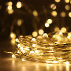 LED String Copper Wire Fairy Lights 2M 3M 5M Battery Powered Waterproof 20 50LED