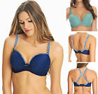Freya  Deco Fuse 1324 Underwired Moulded Plunge Bra