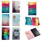 Protective Flip Stand Leather  Case Cover For Amazon Kindle Fire 7, HD 8/10 2017