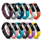 Soft Silicone Sport Smart Wrist Watch Band Buckle Belt for Fitbit Alta Twill S