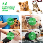Cleaning Brush Magic Multifunctional Pet Grooming Gloves Dog Cat Hair Removal US