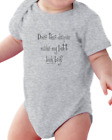 Infant Creeper Bodysuit T-shirt Does This Diaper Make My But