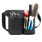 Professional Hair Scissors Comb Waist Bag Hairdressing Hairpin Salon Tools Bag
