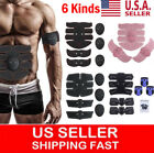 Ultimate EMS AB & Arms Muscle Simulator ABS Training Gear Home Hip Trainer Set