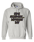 Pullover Hooded Hoodie Sweatshirt Unique Same nightmare different day
