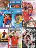 More images of SERBIA HOME HUGE LOT OFFICIAL PROGRAMMES  MINT  Scotland, Wales, Ireland...