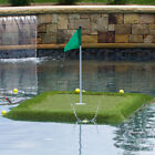 Floating Golf Green for Pools Ponds Lakes Putting Chipping Practice Golf Turf