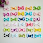 10pcs Hair Bows Clips Barrettes accessories For Baby Girl To
