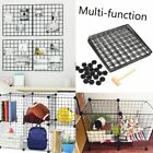 Multi-function Easy Install Dog Cage Pet Playpen Fence Enclosure Yard Kennel