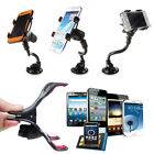 Automobile Car Windshield Dashboard Dual Two Arm Grip Suction Cup Stand Holder