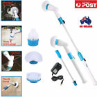 Spin Scrubber Broom Cleaning Scrub Cordless Mops Brush Tile Bathtub Floor Turbo