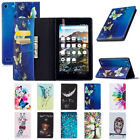 With Card Wallet & Leather Smart Stand TPU Case For Amazon K