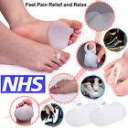 Pair of Gel Metatarsal Pads, Ball of Foot Cushion, Forefoot Care, Sore Feet Pain