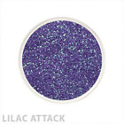 Glitter Glamour Loose Glitter Lilac Attack Shimmer Powder